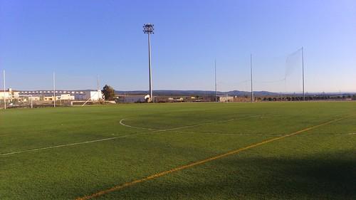 Campo de Fútbol de Burguillos (Sevilla)