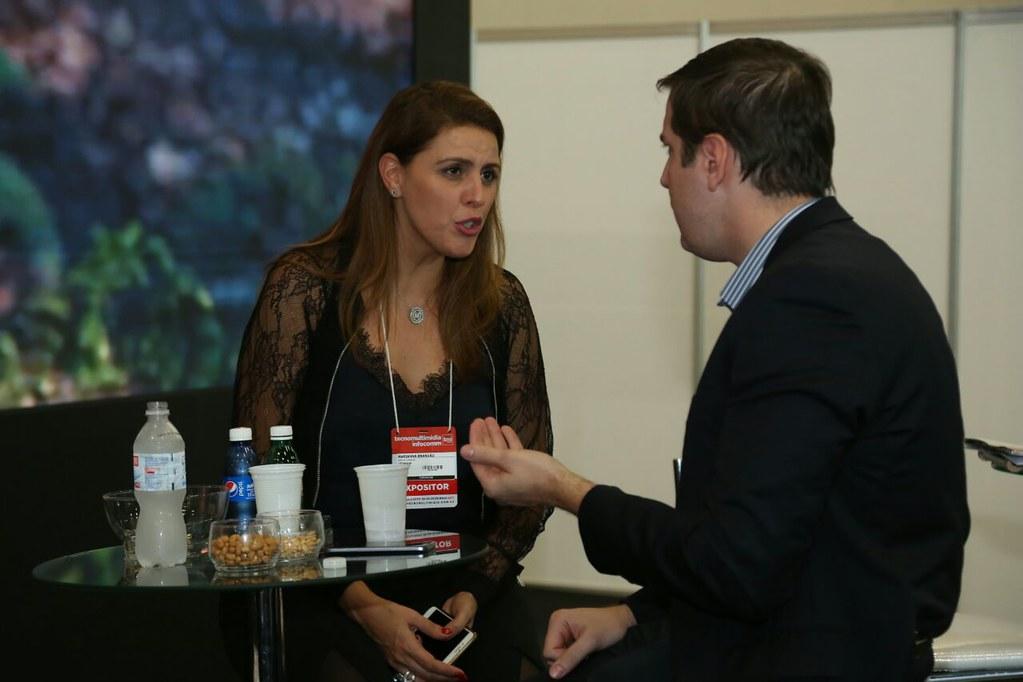 TecnoMultimídia InfoComm Brasil 2017
