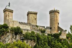 Foix castle - Ch�teau de Foix
