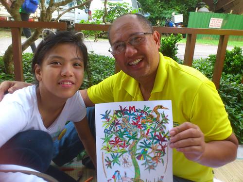 Ubin mangroves fun with R.U.M. at Pesta Ubin