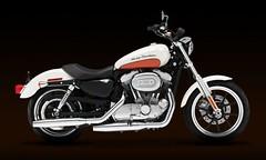 Harley-Davidson XL 883 L Superlow 2011 - 1