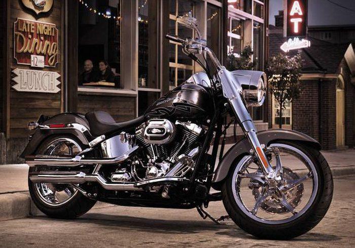 Harley-Davidson 1690 SOFTAIL FAT BOY FLSTF 2014 - 5