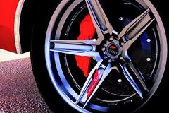 Wheel art game shot