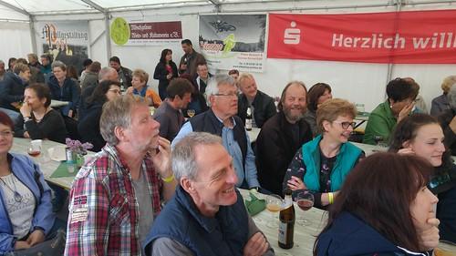 Literarisches Weinfest Mönchgrün - Poetry Slam
