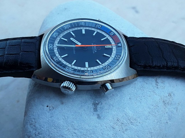 [1966] 145.007 - Omega Seamaster Chronostop, ou comment chronométrer sans chronographe 34832782970_01d8c50e6b_z