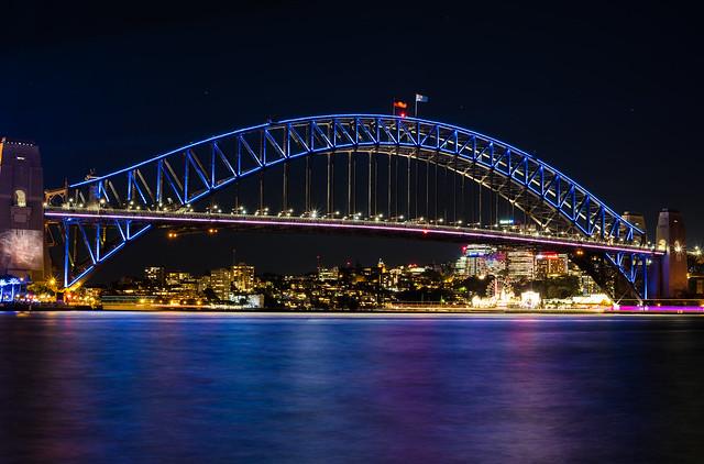 Harbour Bridge, RICOH PENTAX K-1, smc PENTAX-DA 50mm F1.8