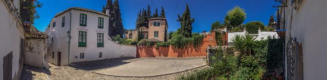 Albayzín, Granada, Spain.