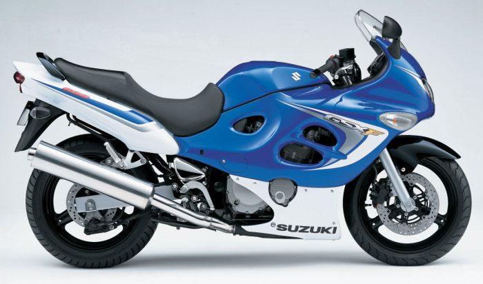 Suzuki GSX-F 600 2003 - 0