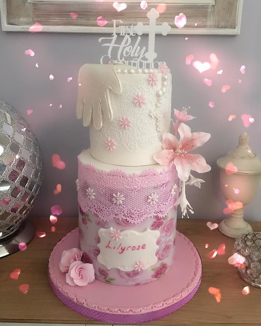 Cake by Jo Murphy