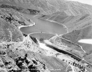 [IDAHO-A-0358] Arrowrock Dam