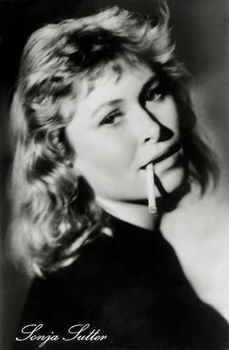 Sonja Sutter (1931-2017)