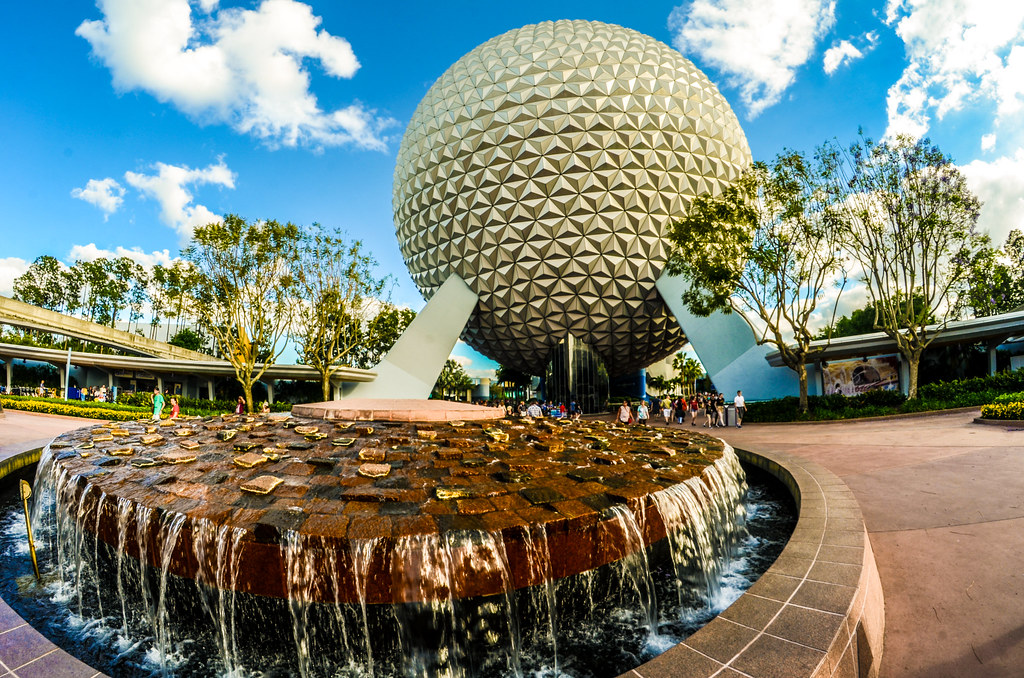 Epcot SSE front