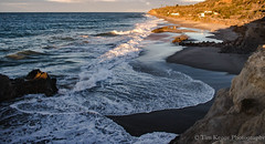 King Tide Leo Carrillo State Beach King Tide 2015