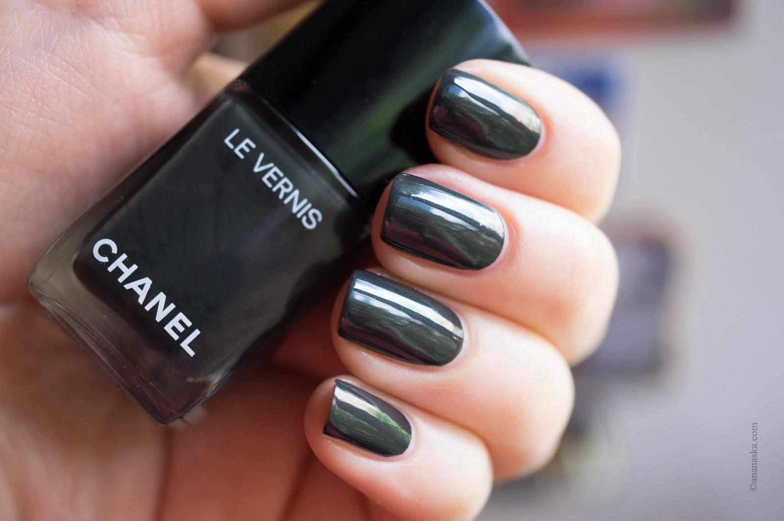 Chanel Le Vernis 558 Sargasso