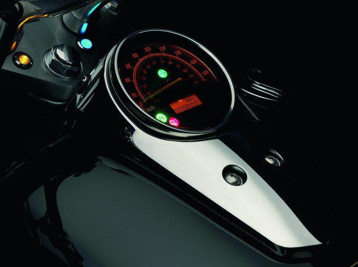 Honda VT 750 DC SHADOW SPIRIT 2010 - 20