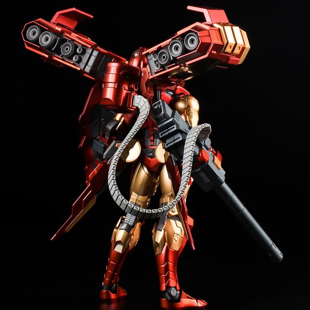 千值練 RE:EDIT IRON MAN #12《HOUSE OF M》鋼鐵人 HOUSE OF M Armor 塗裝完成品