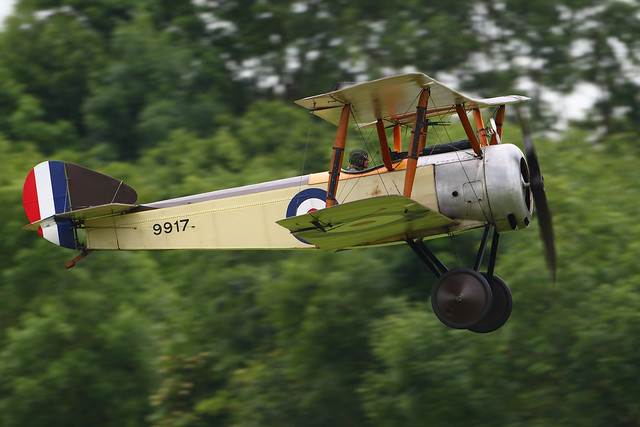 20170604 (73)_9917_Sopwith_Pup, Canon EOS 7D MARK II, EF500mm f/4L IS USM