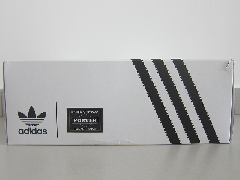 Adidas Originals x PORTER NMD C1 Shoes - Box