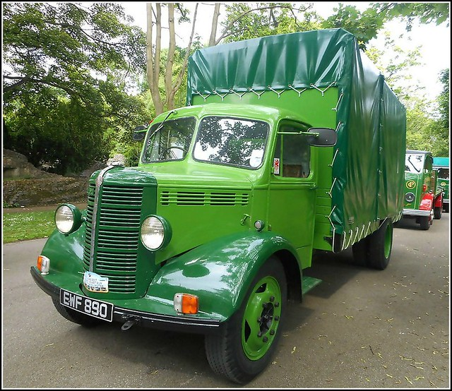 Old Bedford Truck ..