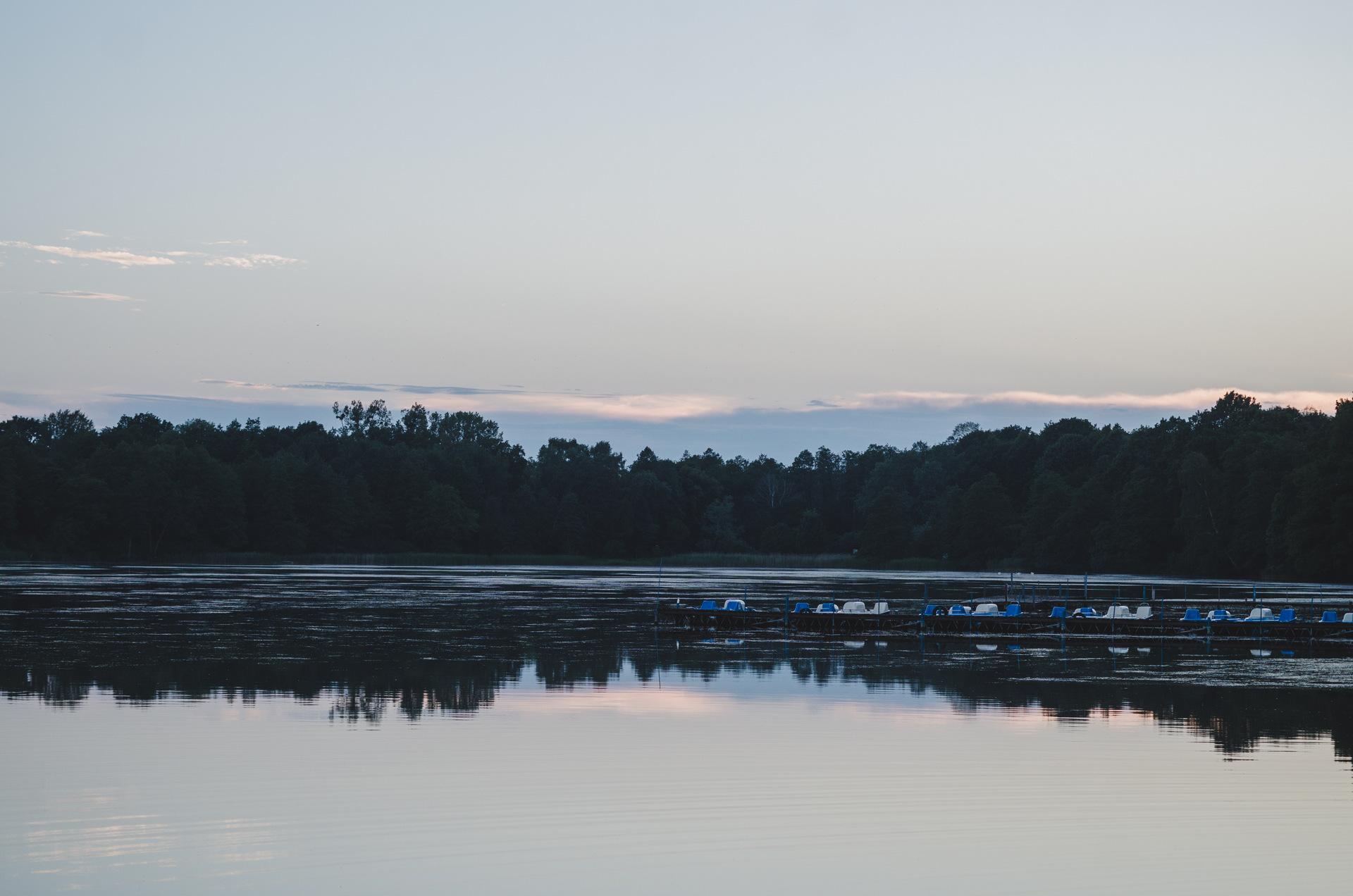 jeziora rusałka poznań
