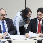 qua, 14/06/2017 - 10:31 - Da esquerda para direita: Vereador Mateus Simões e vereador Gabriel Local: Plenário Helvécio ArantesData: 14-06-2017Foto: Roberto Eleutério - CMBH