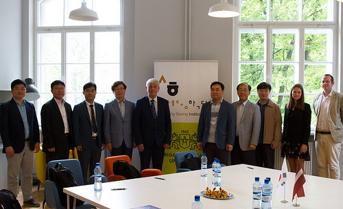 RTU viesojas Kukmina Universitātes delegācija