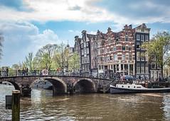 Lekkeresluis bridge | Amsterdam Centrum