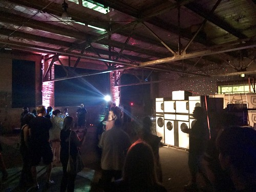 Steel Yard SoundSystem Launch Party (6/17/17)