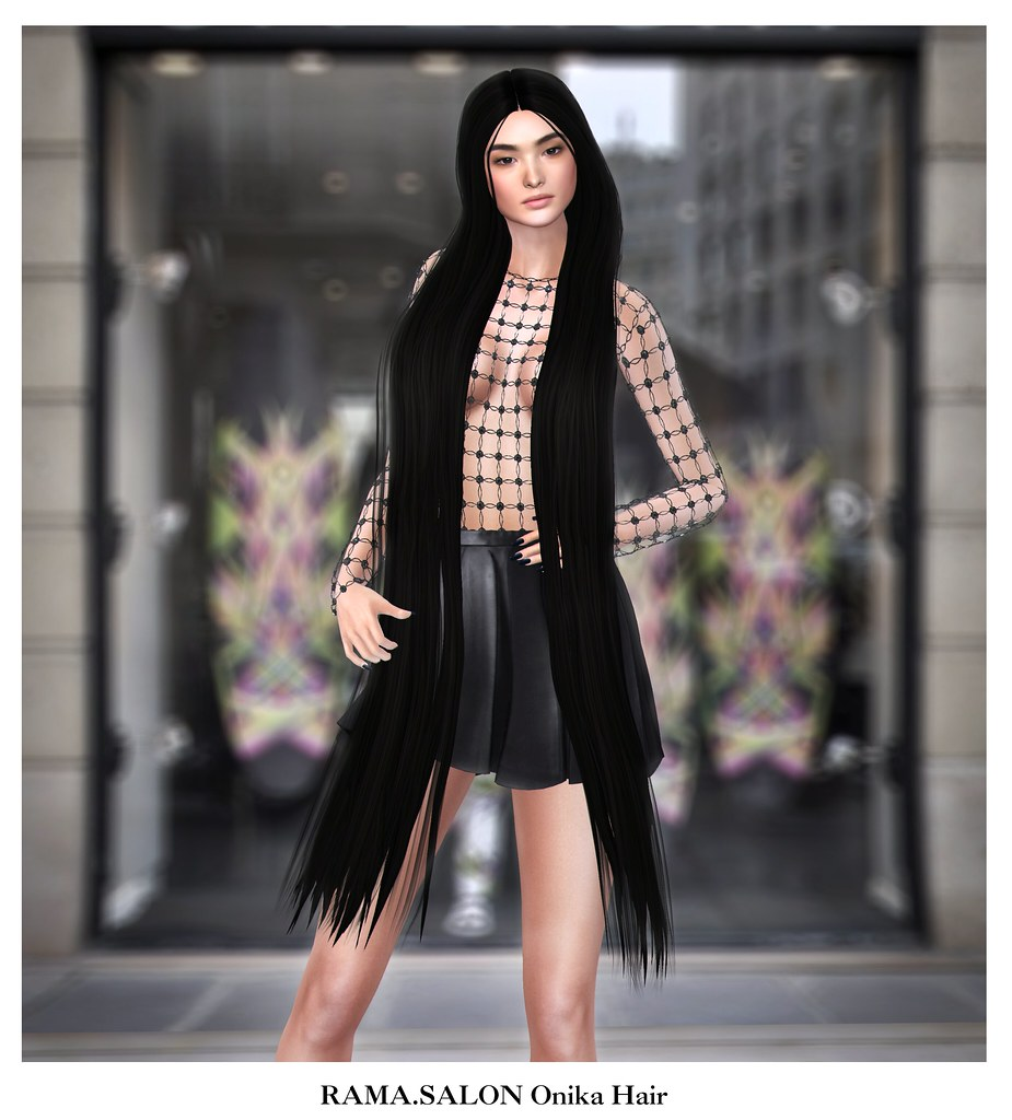 RAMA.SALON - Onika Hair - SecondLifeHub.com