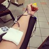 Its that time of the month again. Give blood give life