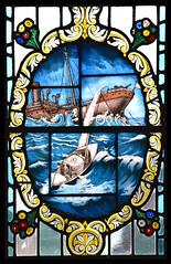 a rescue at sea (GER Smith, 1950)