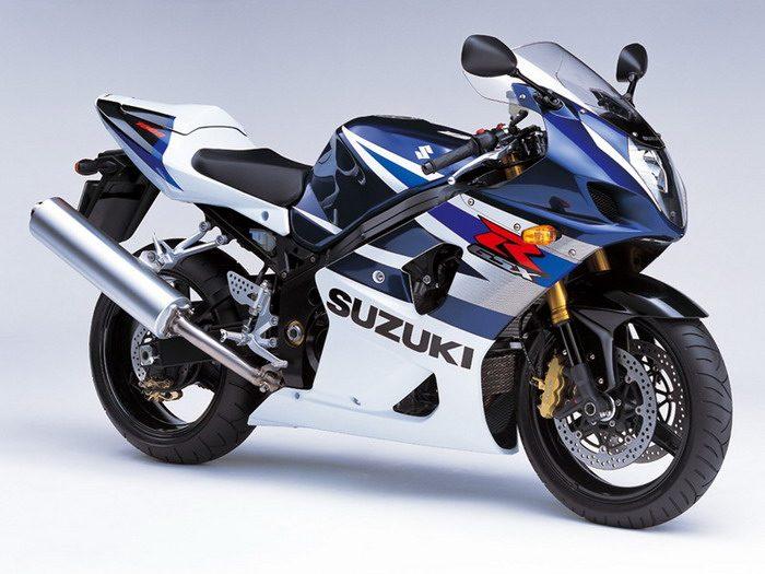 Suzuki GSX-R 1000 2003 - 5