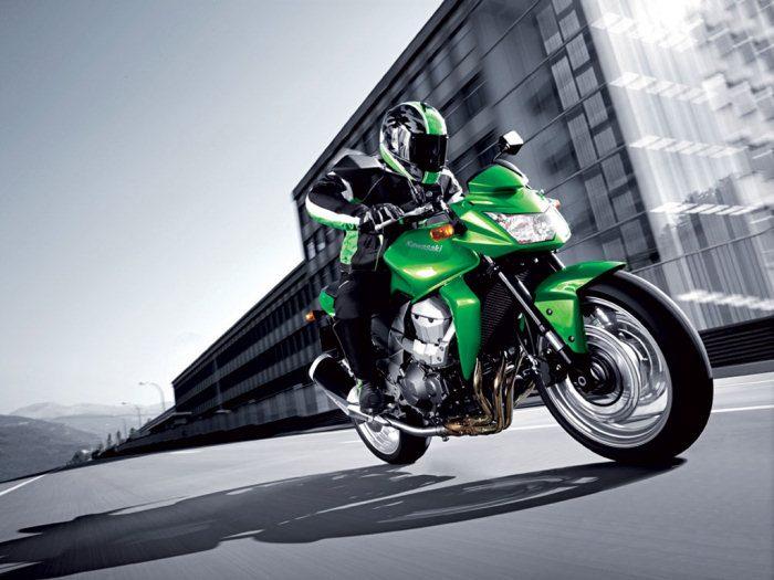 Kawasaki Z 750 2011 - 9
