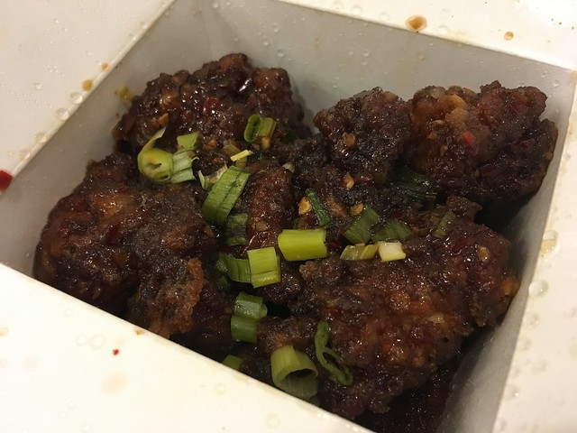 General Tso's chicken - Eric's Restaurant