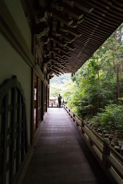Temple à Miyajima