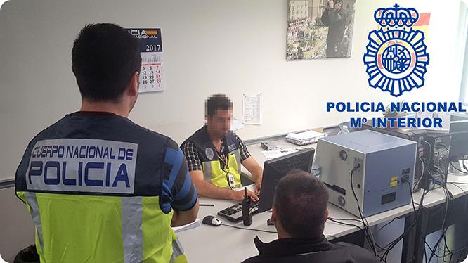 Cuatro detenidos por traer inmigrantes mediante cartas de invitación fraudulentas