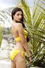 Tara Zoe Woltjes Yellow Bikini