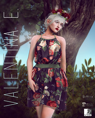 NEW! Valentina E. Rosie Dress @ Chapter Four!