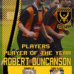 Player's Player of the Year: Robert Duncanson