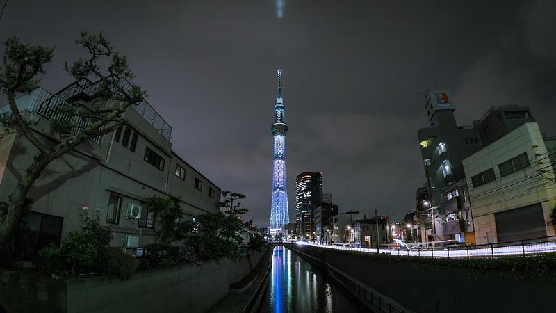 晴空塔|Sky Tree