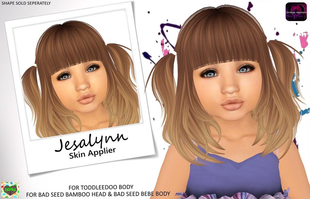 **DoRks** Jesalynn Skin - SecondLifeHub.com