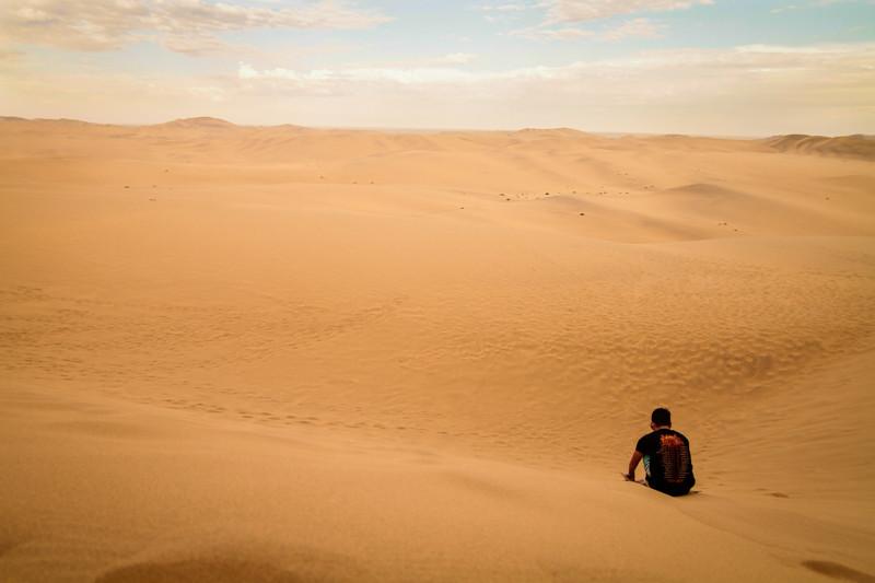 Namib Wüste Namibia Afrika