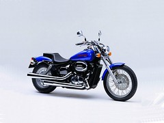 Honda VT 750 DC Black Widow 2000 - 0