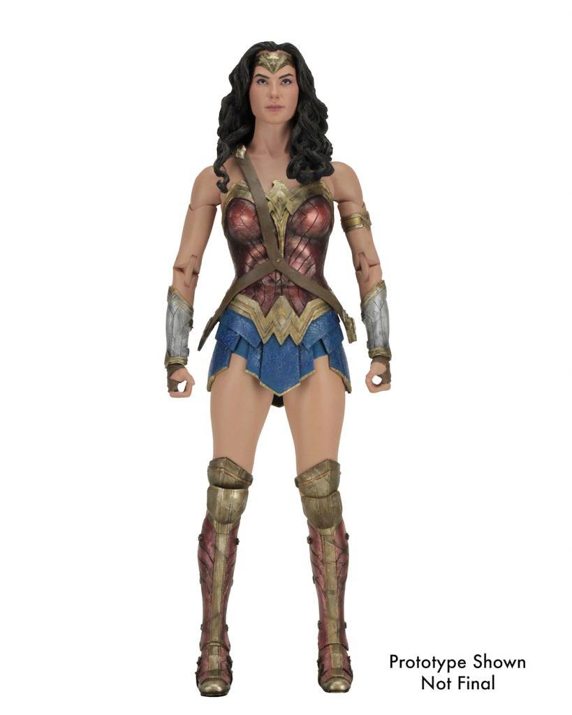 NECA DC Comics 系列【神力女超人】Wonder Woman 1/4 比例人偶作品