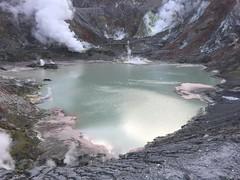 Whakaari Crater White Island New Zealand