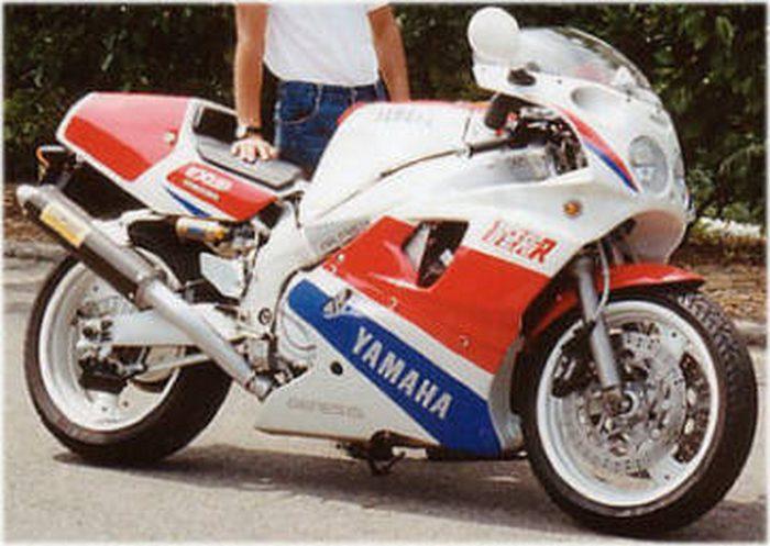 Yamaha FZR 750 R - OW 01 1989 - 3