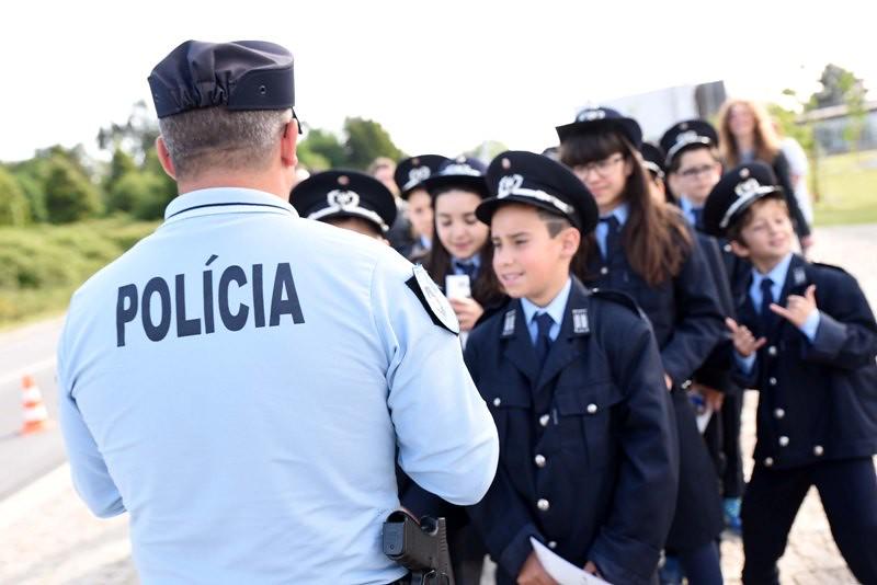 A PSP de Braga comemora 140 anos em Vila Nova de Famalicão