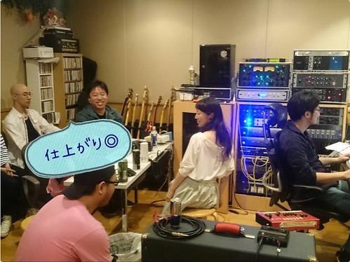 DUW recording@studioUMI