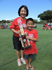 "Maui Electric Keiki Tilapia Fishing Tournament - May 13, 2017: ""Tilapa-Whoppa"" Winner Austin!"