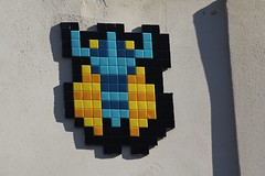 Invader_5021 Paris 09